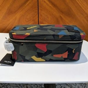 Jack Spade Camoflauge Toiletry Pouch Travel BagNWT for sale